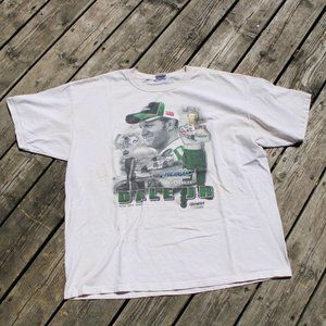 Dale Earnhardt NASCAR T Shirt / 90s Racing Graphic